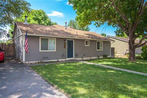 Photo of 521 Crawford Lane, Palisade, CO 81526 (MLS # 20203797)