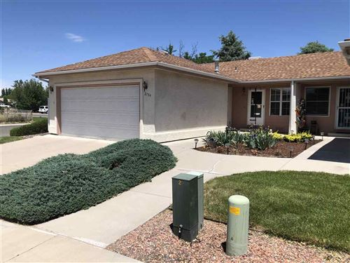 Photo of 2754 Indian Wash Circle #14, Grand Junction, CO 81506 (MLS # 20212802)