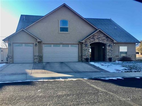 Photo of 2969 Fairway View Drive, Grand Junction, CO 81503 (MLS # 20196807)