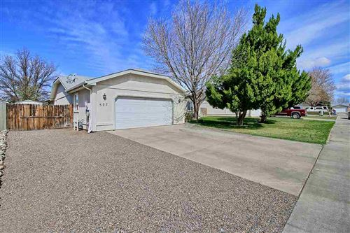 Photo of 537 N Oak Street, Fruita, CO 81521 (MLS # 20201829)