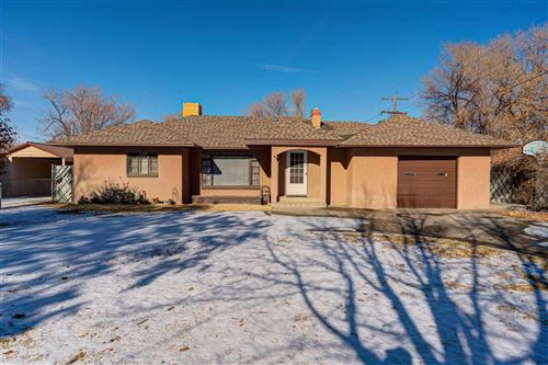 Photo of 1050 Glenwood Drive, Grand Junction, CO 81503 (MLS # 20194831)