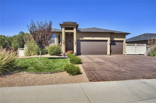 Photo of 2122 Canyon Wren Court, Grand Junction, CO 81507 (MLS # 20205831)