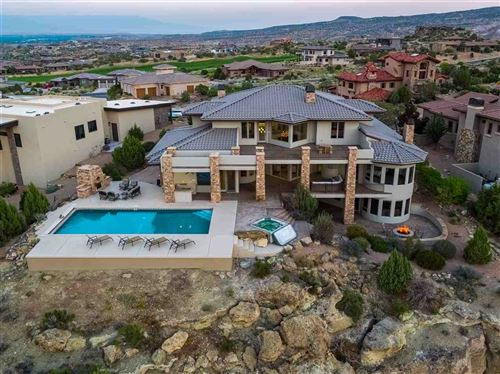 Photo of 332 Red Ridge Court, Grand Junction, CO 81507 (MLS # 20204838)