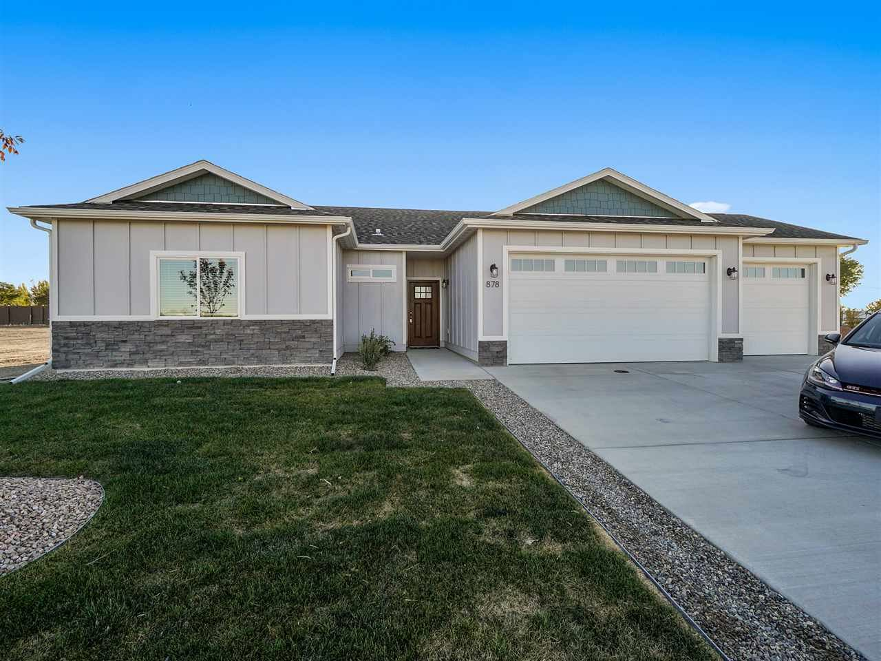 878 Field Point Street, Grand Junction, CO 81505 - #: 20195839