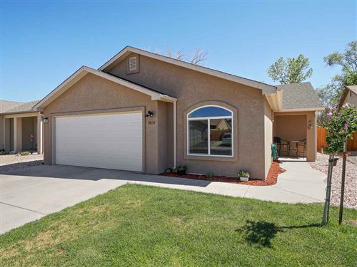 Photo of 3031 Prickly Pear Drive, Grand Junction, CO 81504 (MLS # 20203842)