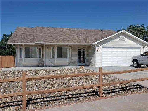Photo of 533 Citrus Street, Grand Junction, CO 81504 (MLS # 20212845)