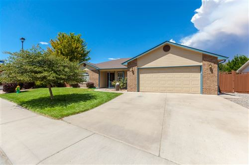 Photo of 2552 Brenna Way, Grand Junction, CO 81505 (MLS # 20203849)