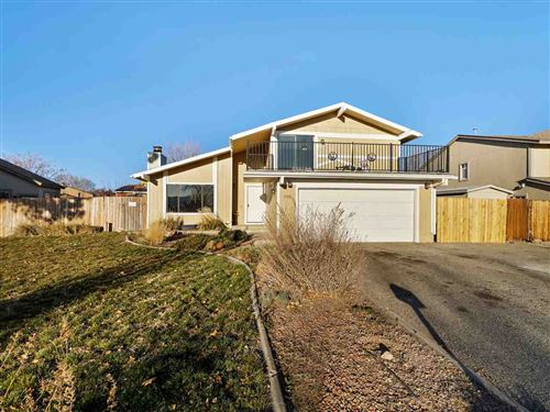 Photo of 1922 Spring Valley Circle, Grand Junction, CO 81506 (MLS # 20205871)