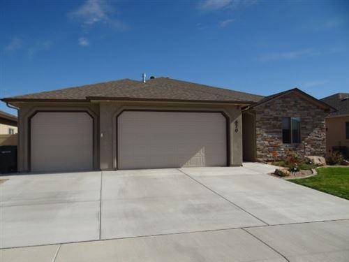 Photo of 672 Megan Court, Grand Junction, CO 81504 (MLS # 20205912)