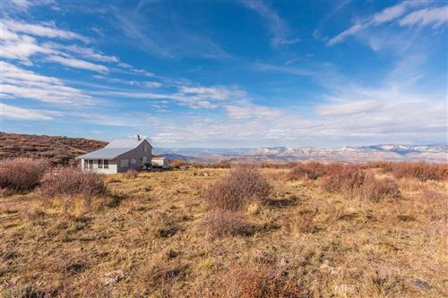 Photo of 53000 Bull Basin Road, Mesa, CO 81643 (MLS # 20185914)