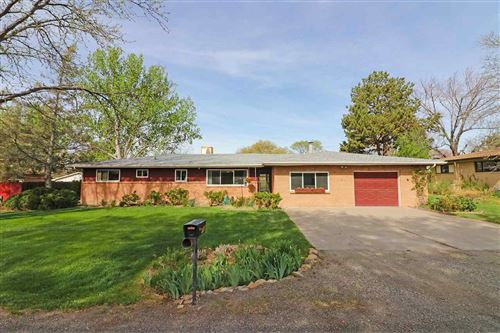 Photo of 707 Brassie Drive, Grand Junction, CO 81506 (MLS # 20201953)