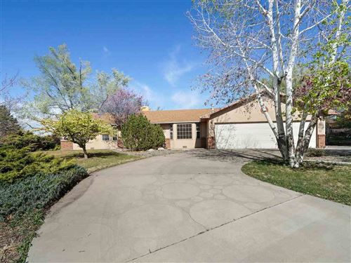 Photo of 442 W Scenic Drive, Grand Junction, CO 81507 (MLS # 20211964)