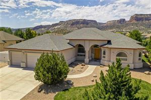 Photo of 2217 Canyon Rim Drive, Grand Junction, CO 81507 (MLS # 20193965)