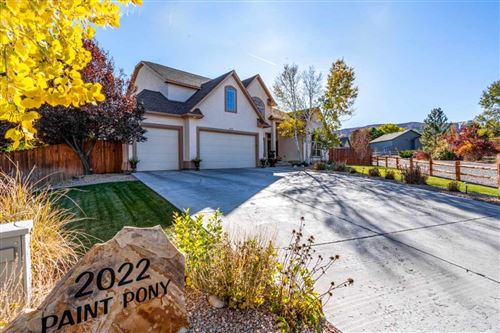 Photo of 2022 Paint Pony Court, Grand Junction, CO 81507 (MLS # 20201983)