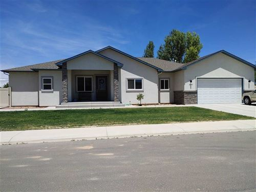 Photo of 2190 Granite Falls Avenue, Grand Junction, CO 81507 (MLS # 20202986)
