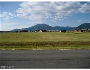Photo of LOT 55 GRAND VIEW DR, RED LODGE, MT 59068 (MLS # 18-313)