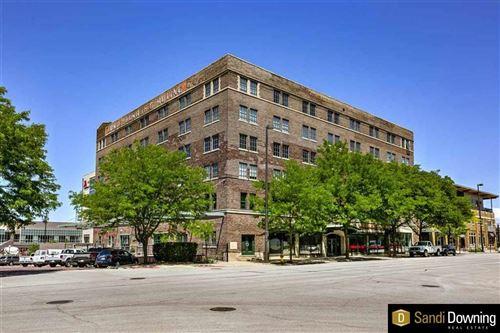 Photo of 1024 Dodge Street, Omaha, NE 68102 (MLS # 22106047)