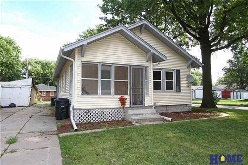 Photo of 5242 Greenwood Street, Lincoln, NE 68504 (MLS # 22021058)