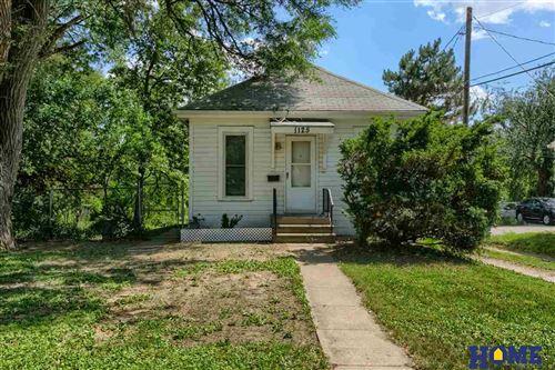 Photo of 1125 Saratoga Street, Lincoln, NE 68502-3538 (MLS # 22015075)