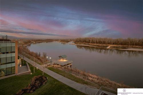 Photo of 444 Riverfront Plaza, Omaha, NE 68102 (MLS # 22030100)