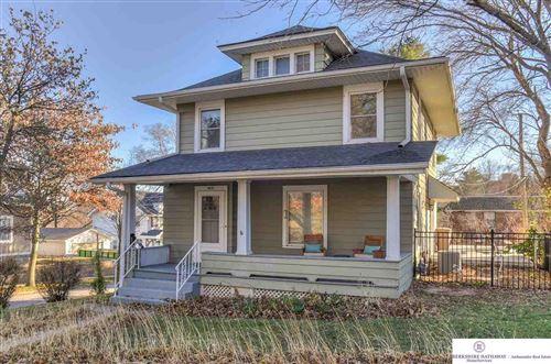 Photo of 4851 Cuming Street, Omaha, NE 68132 (MLS # 22028151)