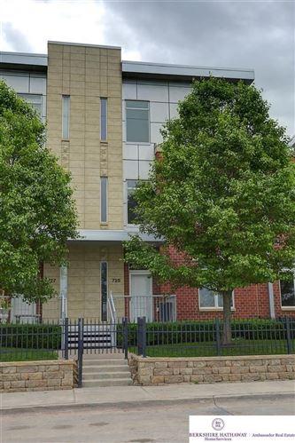 Photo of 725 Riverfront Drive, Omaha, NE 68102 (MLS # 22111157)