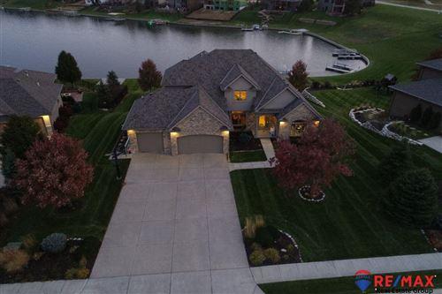 Photo of 17837 North Reflection Circle, Bennington, NE 68007 (MLS # 22023181)