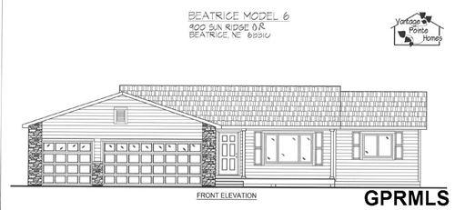 Photo of 900 Sun Ridge Court, Beatrice, NE 68310 (MLS # 22028234)