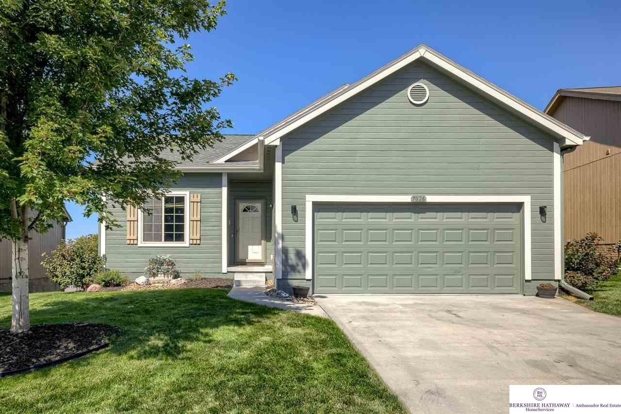 7026 S 183 Terrace, Omaha, NE 68136 - MLS#: 22119250