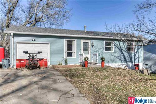 Photo of 8562 Fowler Avenue, Omaha, NE 68134 (MLS # 21927260)
