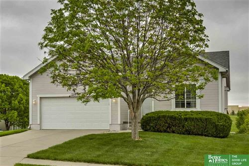 Photo of 14934 N Wirt Street, Omaha, NE 68116 (MLS # 22012269)