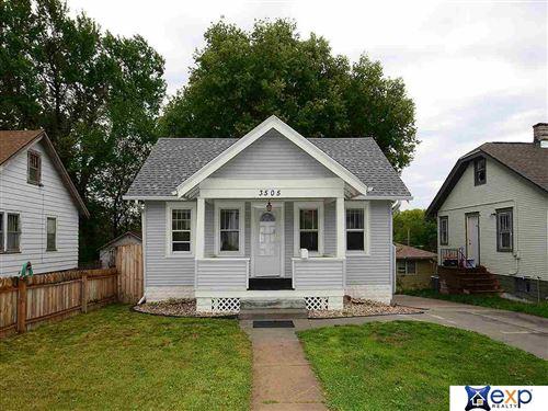 Photo of 3505 N 45 Street, Omaha, NE 68104 (MLS # 22110332)