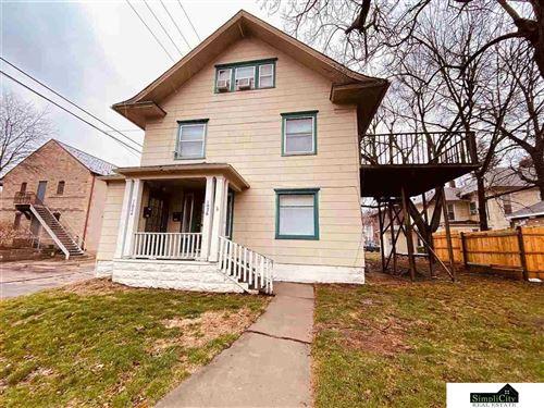 Photo of 1024 S 17th Street, Lincoln, NE 68508 (MLS # 22110333)