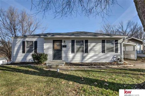 Photo of 839 N 77th Avenue, Omaha, NE 68114 (MLS # 21928447)
