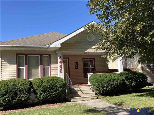 Photo of 4446 Hillside Street, Lincoln, NE 68506 (MLS # 22123563)