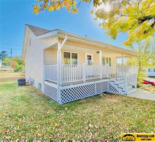 Photo of 1300 A Street, Fairbury, NE 68352 (MLS # 22125605)