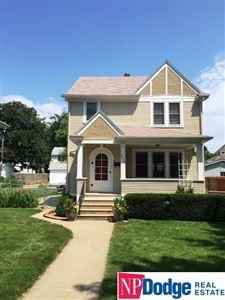 Photo of 3520 Hickory Street, Omaha, NE 68105 (MLS # 21812621)