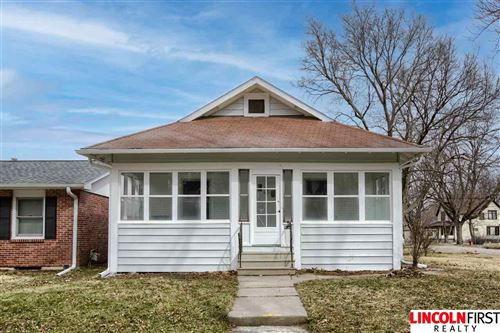 Photo of 5144 Greenwood Street, Lincoln, NE 68504 (MLS # 22102621)