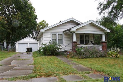 Photo of 3540 S Street, Lincoln, NE 68503 (MLS # 22023640)