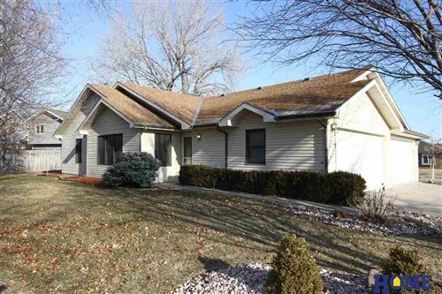 Photo of 531 Lamont Drive, Lincoln, NE 68528 (MLS # 22003666)