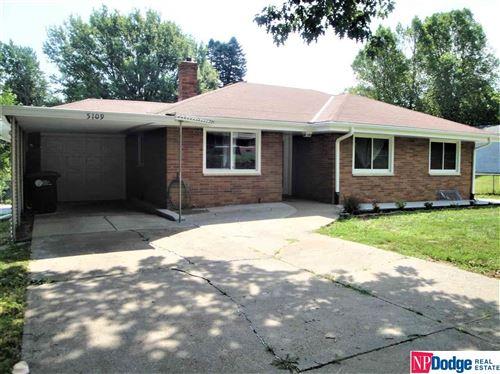 Photo of 5109 N 50 Street, Omaha, NE 68104 (MLS # 22117683)