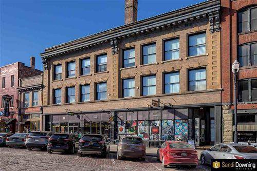 Photo of 1214 Howard Street, Omaha, NE 68102 (MLS # 22104830)