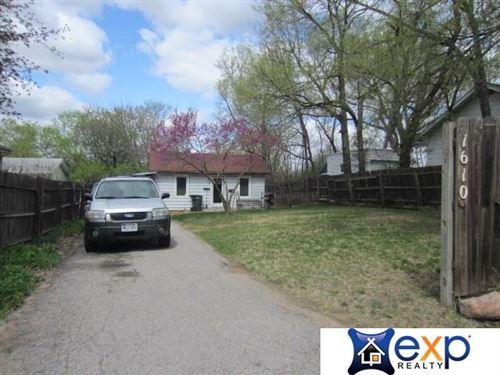 Photo of 1610 Burr Street, Lincoln, NE 68502 (MLS # 22106882)