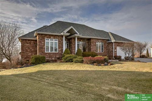 Photo of 1407 Clearwater Circle, Papillion, NE 68046 (MLS # 21928906)