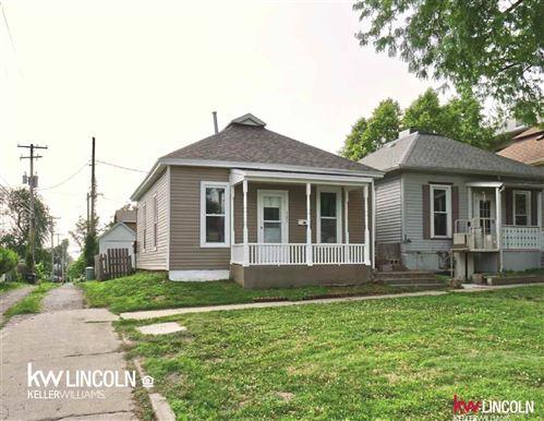 Photo of 1121 S 8TH Street, Lincoln, NE 68502 (MLS # 22015929)
