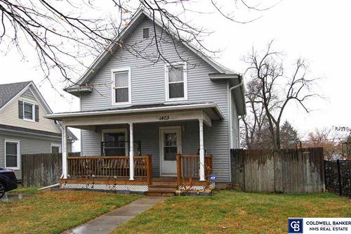 Photo of 1403 N 21st Street, Lincoln, NE 68503 (MLS # 22028995)