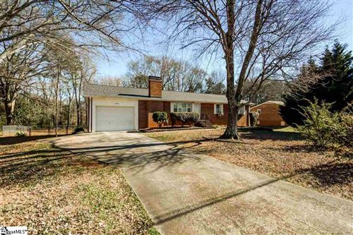 Photo of 112 Wilson Road, Greer, SC 29650 (MLS # 1438084)