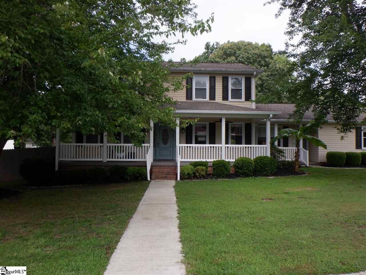 404 Wemberly Lane, Simpsonville, SC 29681-3849 - MLS#: 1424156