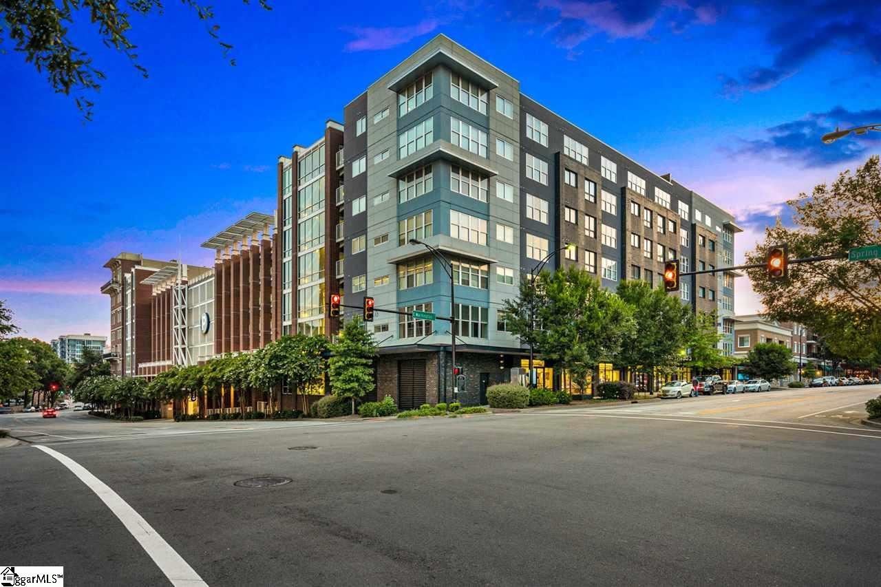 100 E Washington Avenue, Greenville, SC 29601 - MLS#: 1424472