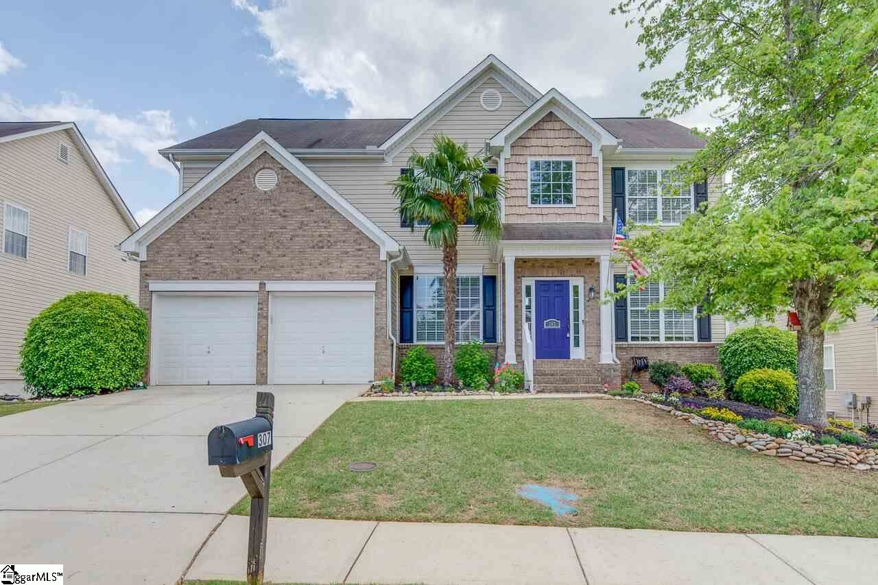 Photo for 307 Tanner Chase Way, Greenville, SC 29607 (MLS # 1417531)